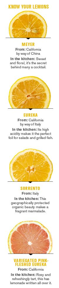 Do you know your lemons? Whole Living Magazine for iPad, May 2012