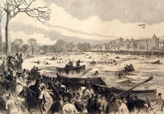 http://www.historyhouse.co.uk/articles/ice_skating_tradegy.html  Image 1867 London News Regents Park Ice Skating Tradgedy