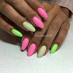 I love the summer colours and the accent twist of lime 7 pink.