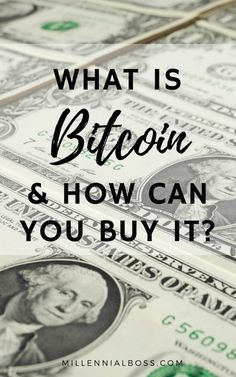Millennials are Buying Cryptocurrency; Here Why - Bitcoin Mining Rigs - Ideas of Bitcoin Mining Rigs - Why I'm buying bitcoin and recommend you buy bitcoin too! Plus the differences in cryptocurrency and bitcoin investing Investing In Cryptocurrency, Cryptocurrency Trading, Bitcoin Cryptocurrency, Bitcoin Account, Buy Bitcoin, Bitcoin Logo, Bitcoin Currency, Apps That Pay You, Bitcoin Business