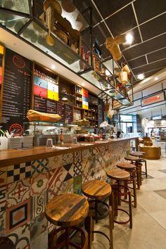 Restaurant and Bar Design Awards - Entry 2011/12