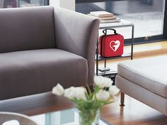 Philips #AED HeartStart is the first of a new generation of defibrillators designed for use in the home environment and by virtually anyone   #save a #heart   #ESCcongress2013