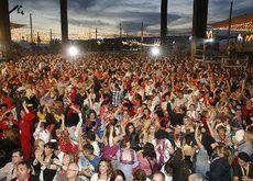 Córdoba bate el récord de sevillanas