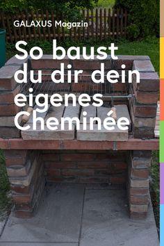 Ein Cheminée ist nicht nur ein optischer Hingucker, Grillieren auf offenem Feuer macht einfach mehr Spass als mit dem Gasgrill. Darum hat sich Philipp kurzerhand ein Backstein-Cheminée gebaut und zeigt dir in dieser DIY-Anleitung, wie es funktioniert.