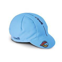 Cinelli Supercorsa Cap Lazer Blue One Size Online Bike Store, Cycling Outfit, Hiking Shoes, Color Azul, Casual Shoes, Baseball Hats, Bicycle, Cotton, Blue