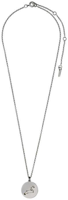 Awesome Buy Pilgrim Leo Crystal Silver Plated Necklace, N/A for £24.99 just added...