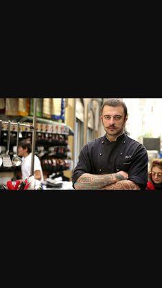 """Uno dei miei """"chef"""" preferiti è Chef Rubio"""