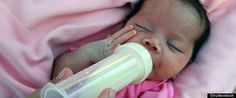 Breast milk and good gut flora