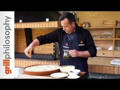 Plastos pie - Greek pie with cornmeal from Thessaly. It's made with cornmeal, wh. Kebab Recipes, Grilling Recipes, Sauce Recipes, Pie Recipes, Cooking Recipes, Homemade Gyro Recipe, Adana Kebab Recipe, Burger Patty Recipe, Rabbit Stew