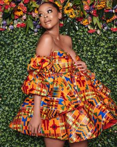 2020 Trendy And Stylish Ankara styles: 50 designs styles of latest Styles and Designs to check out African Maxi Dresses, Ankara Dress Styles, Latest African Fashion Dresses, African Dresses For Women, African Print Fashion, African Attire, African Wear, Dresses For Pregnant Women, African Fashion Designers