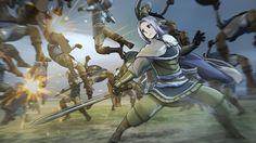 ARSLAN: THE WARRIORS OF LEGEND anime game