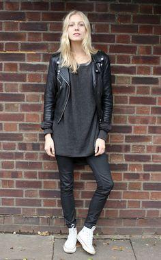 【ELLEgirl】Hanna(21)/モデル STREET STYLE / ロンドンスナップ エル・ガール・オンライン