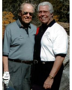 Bill Austin and President Gerald Ford