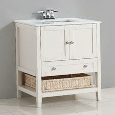 "Cape Cod 31"" Single Bath Vanity Set"