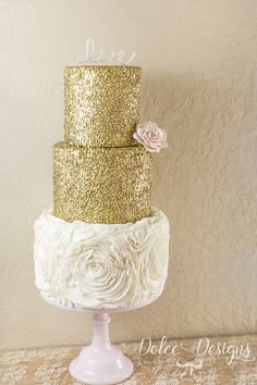 wedding cakes Houston | Dolce Designs