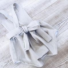 Something about our linen with a bow! #marlowandmae