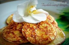 Tvarohovo-ovsené lievance Ale, French Toast, Eggs, Cooking, Breakfast, Food, Cuisine, Kitchen, Meal
