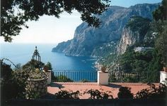 Gardens of Augustus – Isle of Capri · Bradley W Dick / bwd