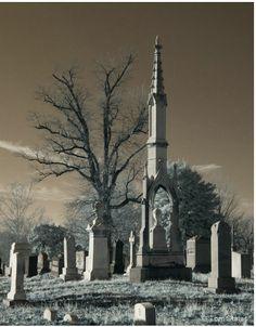 Congressional Cemetery -WASHINGTON DC