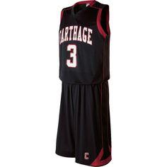 865b33dfffe Holloway 224062 Carthage Jersey. Team UniformsBasketball ...