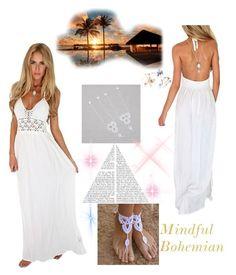 """Mindful Bohemian fashion #8"" by alma-ja ❤ liked on Polyvore"
