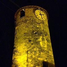 #Tarascon-sur-Ariège la célèbre tour