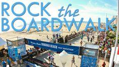 Virginia Beach Rock n Roll Half Marathon