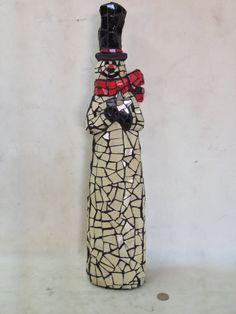 On a wine bottle?