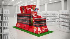 POS Material - Coca Cola on Behance
