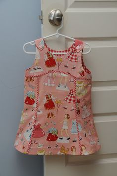 where is my instruction manual...: the paper doll dress