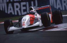 Martin Brundle McLaren - Peugeot 1994
