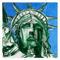 Lady Liberty from Z Gallerie