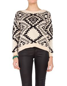 aztec print sweater. looks comfy and pretty $26