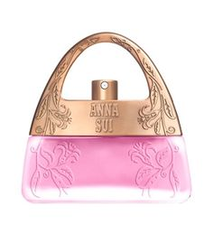 Sui Dreams in Pink Anna Sui perfume - a new fragrance for women 2014