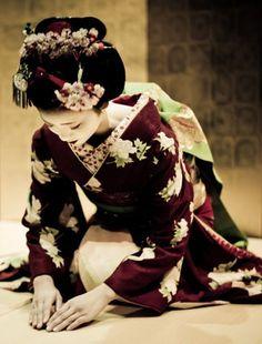 geisha ladies