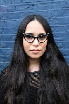 de44475db62 Vintage 50s Cat Eye Glasses Frames - Black   Gold - Lunettes London  Givenchy Glasses