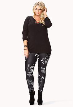 forever-21-blackwhite-comic-pop-leggings-product-4-12408272-654090307