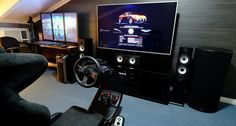 How does a Great Home Theater System Benefit the Gaming Experience? – SVS
