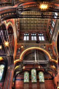 Trinity Church, Boston, MA