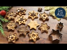 Vegan Christmas, Christmas Recipes, Gingerbread Cookies, Low Carb, Desserts, Food, Youtube, Xmas, Gingerbread Cupcakes