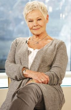 "Judi Dench on Aging: ""I'd Rather be Young and Know Nothing"""