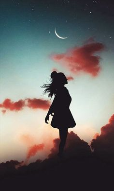 New Wall Paper Iphone Aesthetic Art Ideas Cute Wallpaper Backgrounds, Pretty Wallpapers, Galaxy Wallpaper, Girl Wallpaper, Phone Backgrounds, Aesthetic Art, Aesthetic Pictures, Shadow Pictures, Silhouette Photography