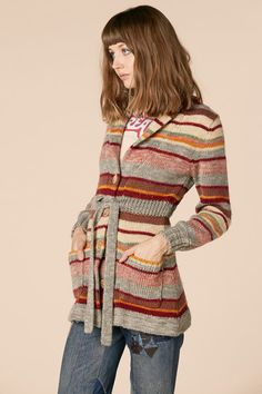 Winter In The Canyon 70's Sweater $189.00