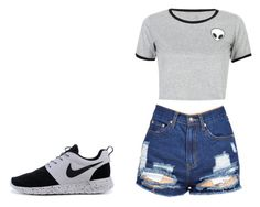 """""""Untitled #428"""" by syragotswag ❤ liked on Polyvore featuring WithChic"""