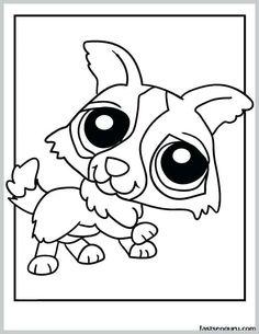littlest pet shop puppy coloring pages.html