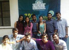 CFA Exam Candidates from Profit Shastra