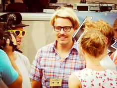 Hipster in Berlin by Timoluege, via Flickr