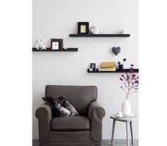 Voorbeeld van vtwonen Eiken fotolijstplank, 100 cm onbehandeld blank eikenhout 18€ 5*10*100cm
