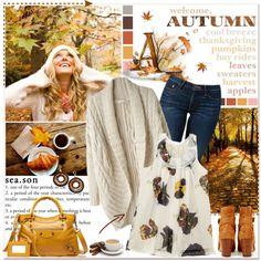 Welcome, Autumn by annabu on Polyvore featuring moda, THVM, Michel Vivien, Avalaya, Balenciaga and Tsumori Chisato