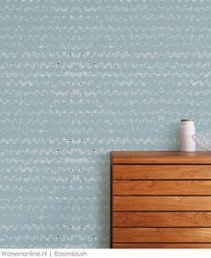 Roomblush behang #interieur #wonen